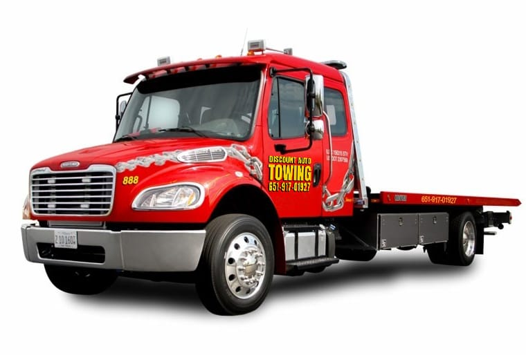 Discount St. Paul Towing Company & Tow Truck Service