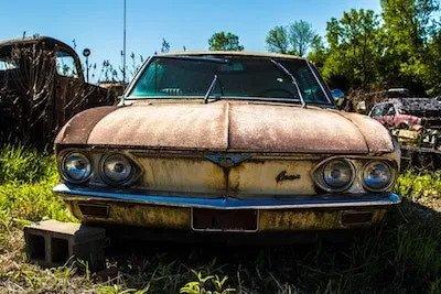 It is a true junk car as it would not even start