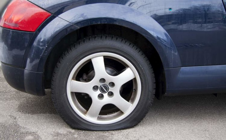 Different Factors Determine How Far Can You Drive On A Flat Tire