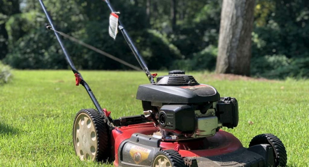 Change a Lawn Tractor Tire