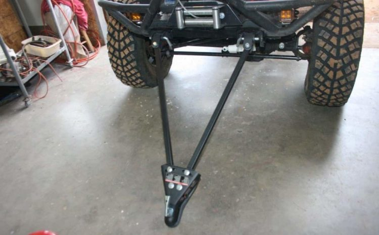 How To Use a Tow Bar: Different Ways of Towing a Car