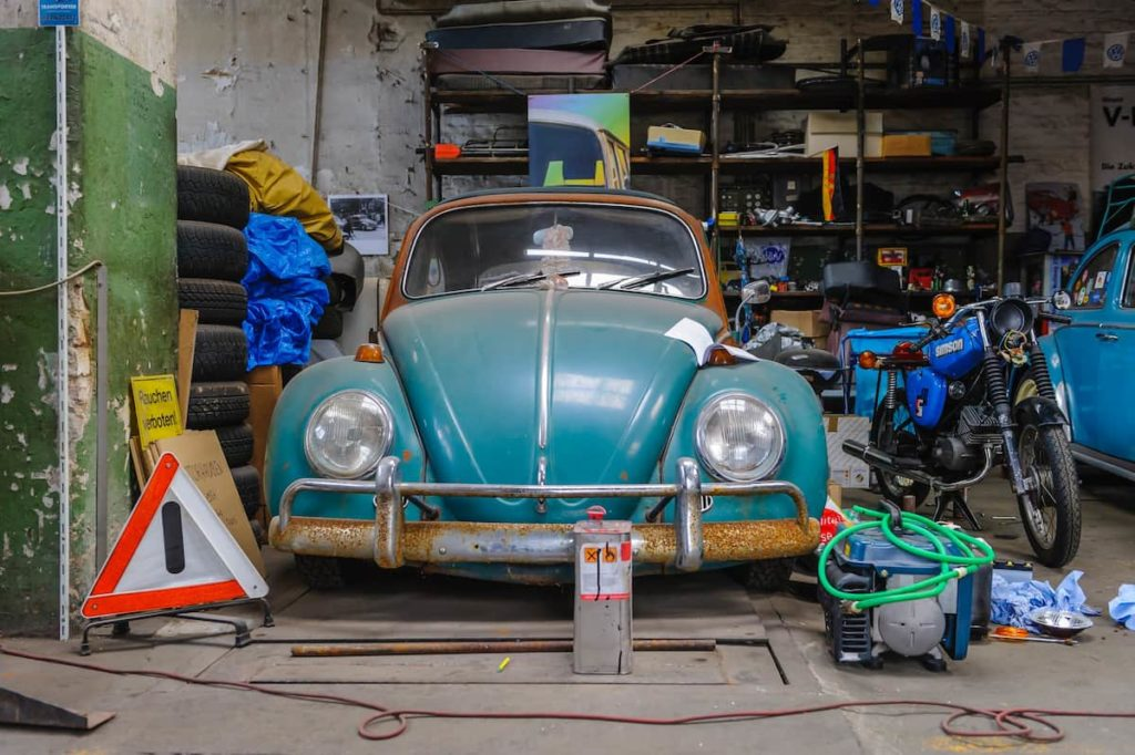 With the title, a junk car can still be sold