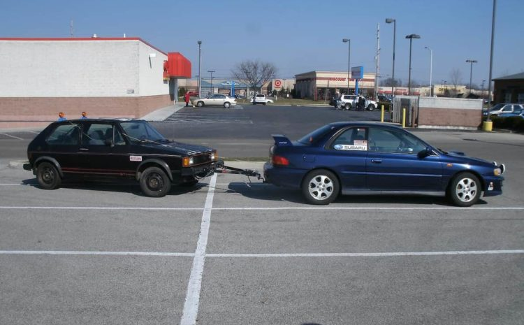 Can You Flat Tow Any Vehicle?: Flat Towing Vehicle List And Why Flat Towing Is Great For Travellers