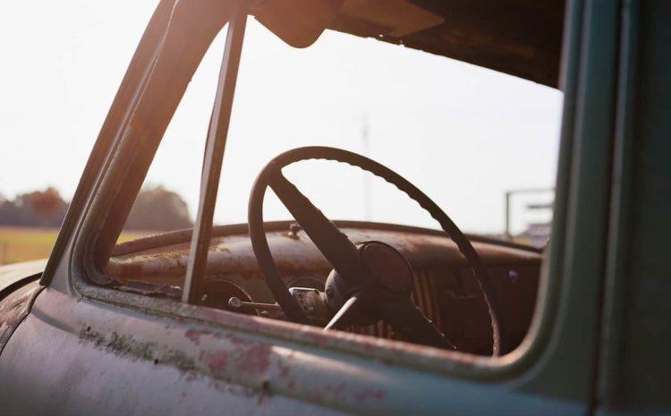 Junk Cars No Title or Registration