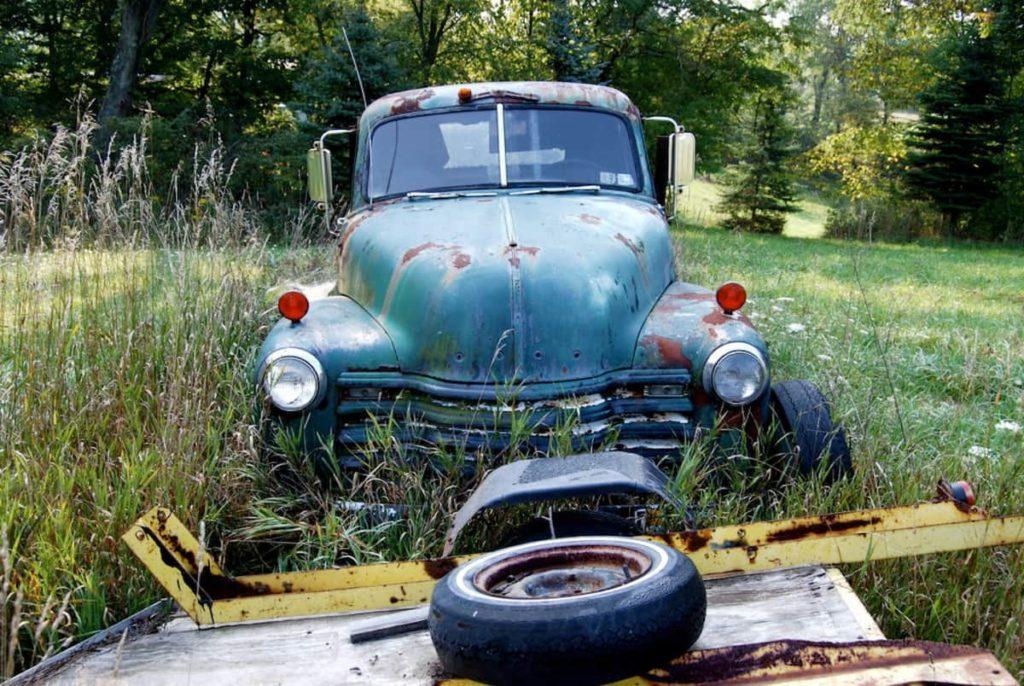 Junk car buyers use a basic formula