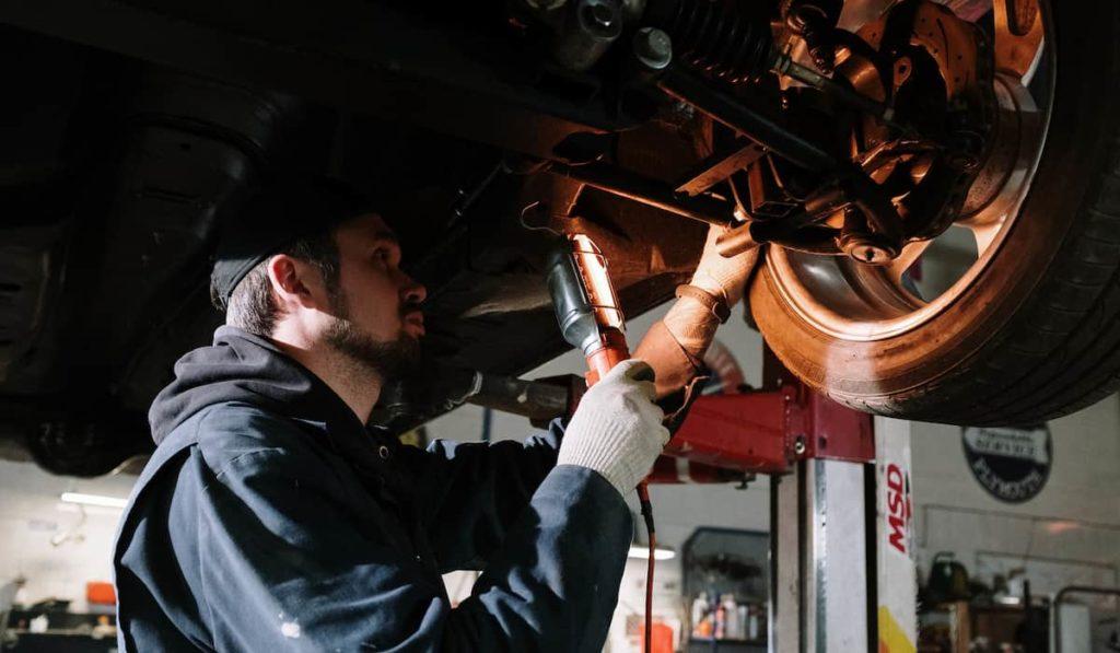 No more car repairs