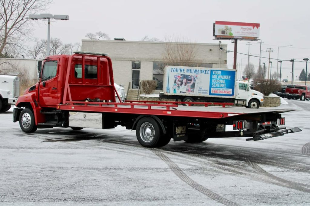 Used Tow Trucks for Sale by Owner