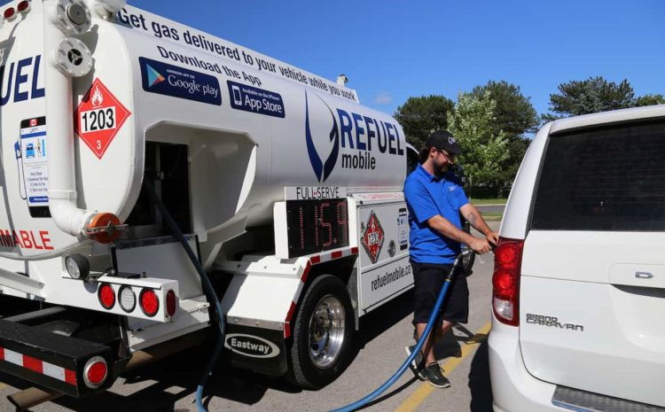 How To Start A Fuel Delivery Service?