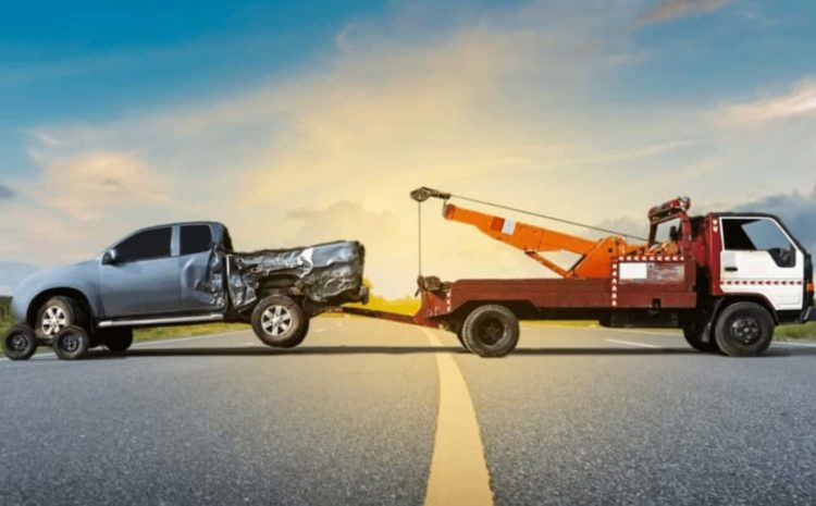Types Of Tow Trucks- A Comprehensive Guide